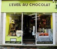 l'éveil du chocolat