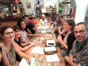 Rencontre des adhérents de Rennes le mercredi 15 mai 2019
